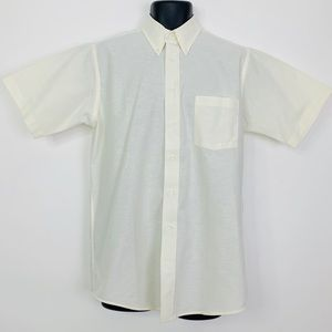 Bill Blass Signature Summer Button-Down Shirt